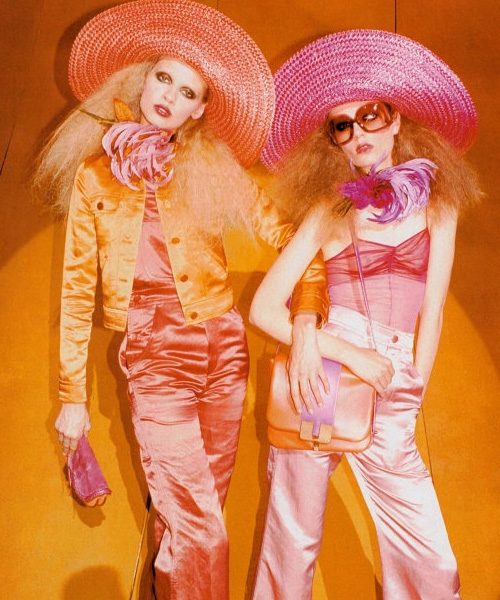 Marc Jacobs SS2011 Ad Campaign
