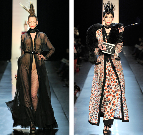 Jean Paul Gaultier Haute Couture Collection Spring 2011