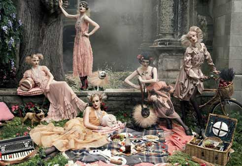 The September Issue Vogue Editorial That Anna Wintour
