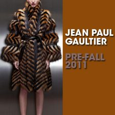 Jean Paul Gaultier Pre-Fall 2011 Collection