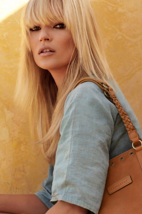 kate moss 2011 images. Kate Moss for Longchamp