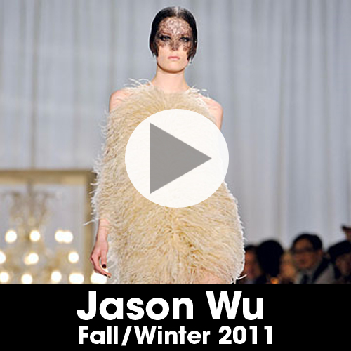 JASON WU 2011 Spring - JASON WU Collections on ELLE.com