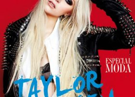 Taylor Momsen for Vanidad, March 2011 Cover