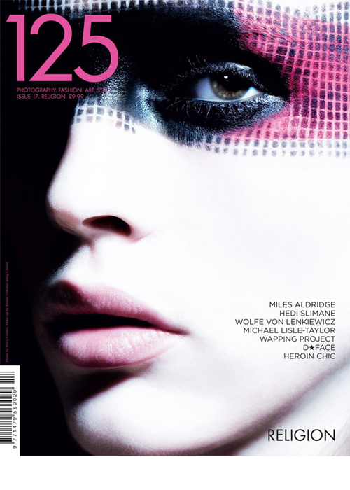 Adina Forizs for 125 No. 17 The Religion Issue Cover