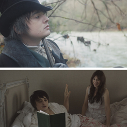 Babyshamble's Pete Doherty Stars in Period Feature Film