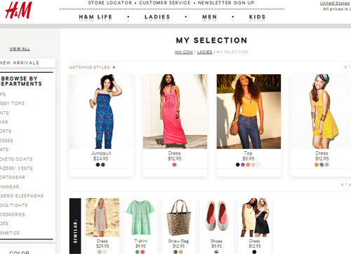H&M's business concept is to offer fashion and quality at the best price. H&M has since it was founded in grown into one of the world's leading fashion companies. The content of this site is copyright-protected and is the property of H&M Hennes & Mauritz AB.