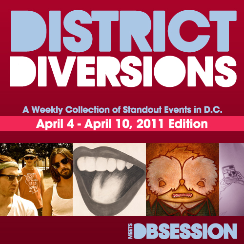 Meets Obsession District Diversions April 4th Edition