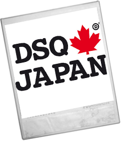 DSQ for Yoox: We Love Japan