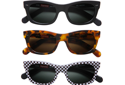 Supreme 'The Alton' Sunglasses
