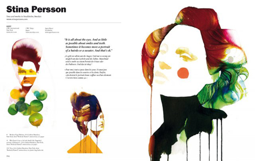 """Illustration Now! Portraits"" by Taschen"