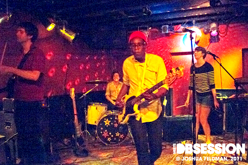 Music in Review: Ra Ra Rasputin Live at DC9