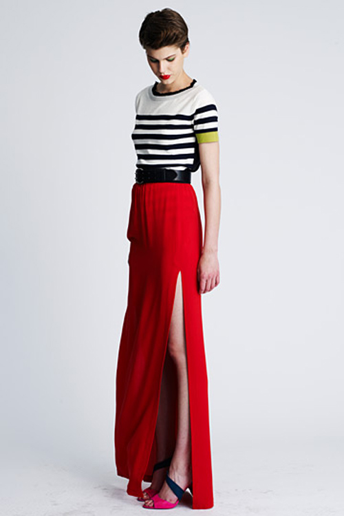 Yigal Azrouel Resort Collection 2012