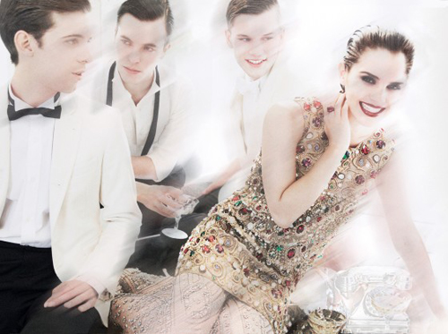emma watson vogue july 2011. Emma Watson for Vogue Magazine