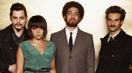 "Danger Mouse and Danielle Luppi — ""Two Against One"" ft. Jack White"