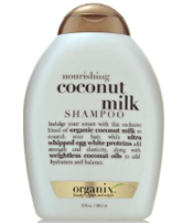 Organix Nourishing Coconut Milk Shampoo and Conditioner 