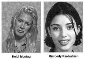Celebrity High School Yearbook