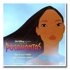 Pocahontas Movie Soundtrack