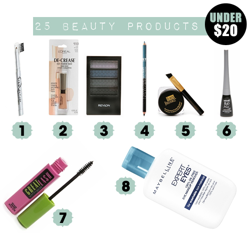 Beauty on a Budget: 25 Under $20 (And One $30 Must-Have)
