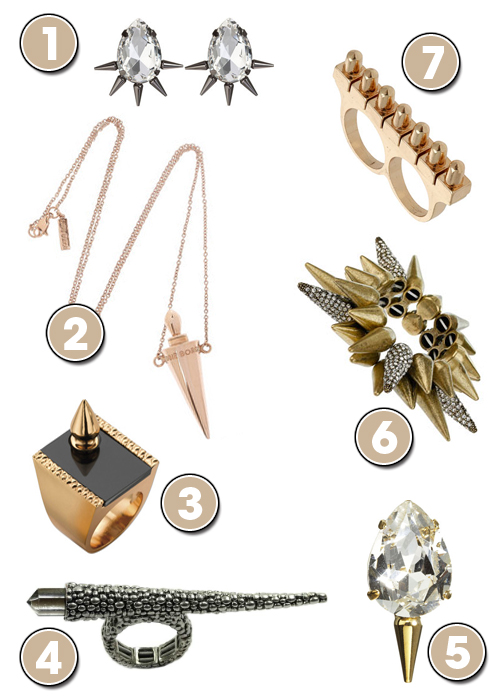 Spiked-Accessories