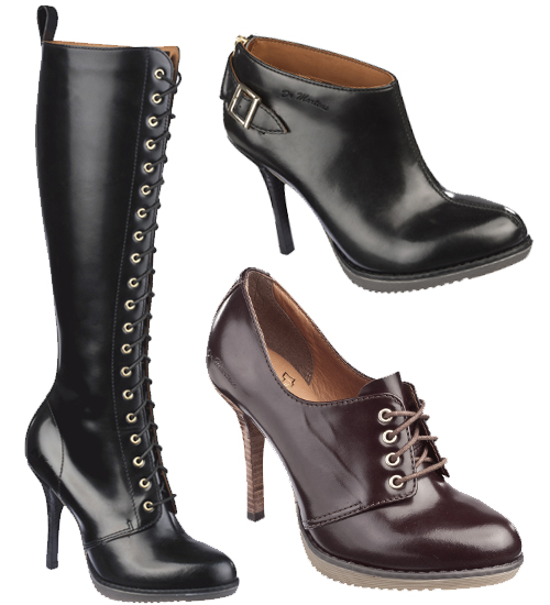a10fb76e7a0 Dr. Martens Trade the Workman s Boot for a Sexy Heel ‹ Obsessed Magazine