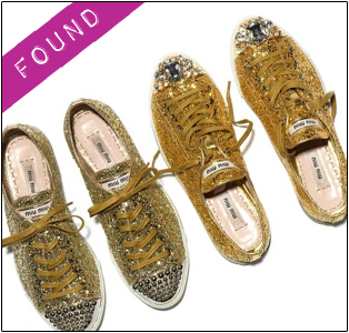 Found: Stylish Sneakers from Keds and Miu Miu