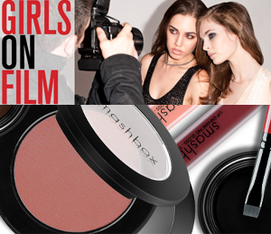 Smashbox Girls on Film Collection