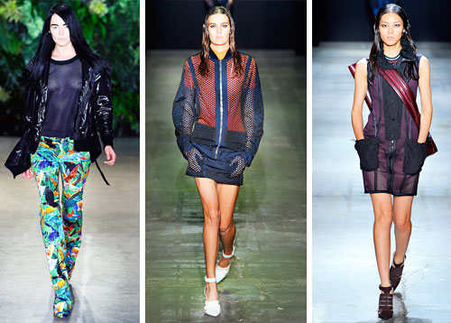 Athletic Aesthetics Invades Fashion Week
