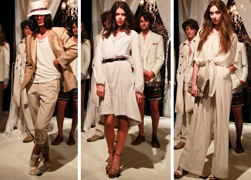 Billy Reid's Effortlessly Chic Summer/Spring 2012 Collection