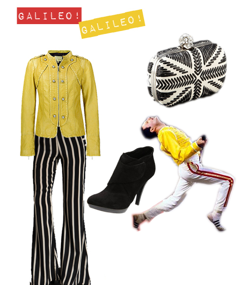 Fashion Rocks: Freddy Mercury's Style Revisited  In: Fashion Rocks