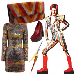 Fashion Rocks: David Bowie's Style Revisited