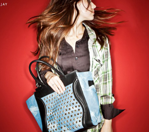 Jeffrey Campbell Ex Crushes Fall Handbag Collection