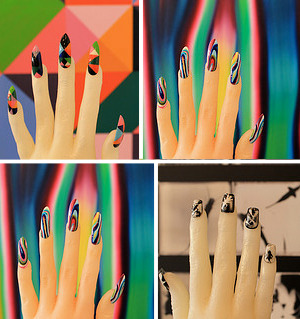Londons Degree Art NailPhilia Exhibit