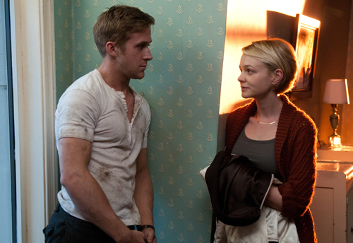 Ryan Gosling and Carey Mulligan star in-DRIVE