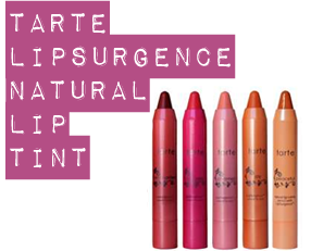 Tarte LipSurgence Natural Lip Tint