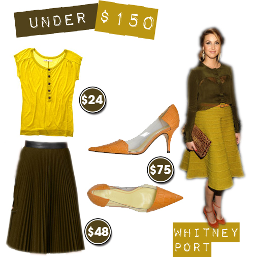 Under $150: Whitney Port