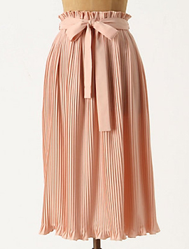 Million Pleats Midi