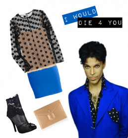 Fashion Rocks: Prince's Style Revisited