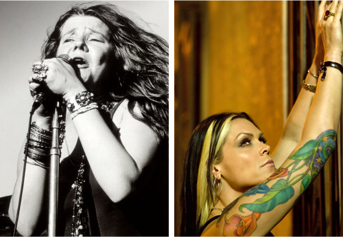 Flashback Friday: Ghost of Music's Past – Janis Joplin and Beth Hart