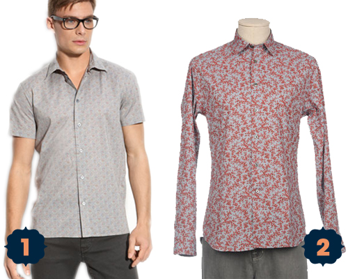Guy Friendly Prints for Fall