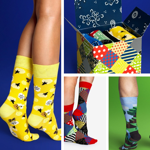 Happy Socks x Opening Ceremony