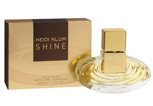 Supermodel Scents: Heidi Klum Gets It Right With Shine