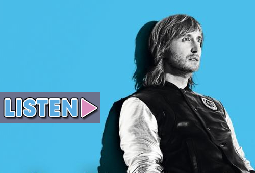 "LISTEN: ""Titanium""— David Guetta and Sia"