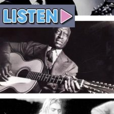"LISTEN: Bill Monroe, Lead Belly, and Nirvana — ""Where Did You Sleep Last Night?"""