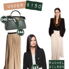 Under $150: Rachel Bilson's Fashion's Night Out Look