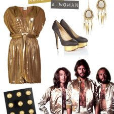 Style Rocks: Bee Gees' Style Revisited