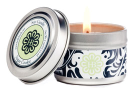 Holly Beth' Sugar Cookie Candle