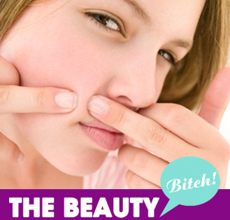 The Beauty Bitch: What's The Real Deal When It Comes to Popping Pimples?