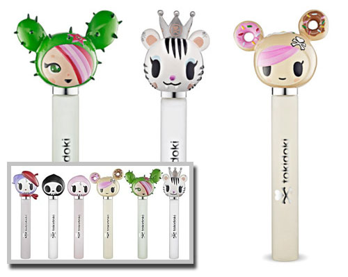Current Obsession: Tokidoki Rollerball Collection