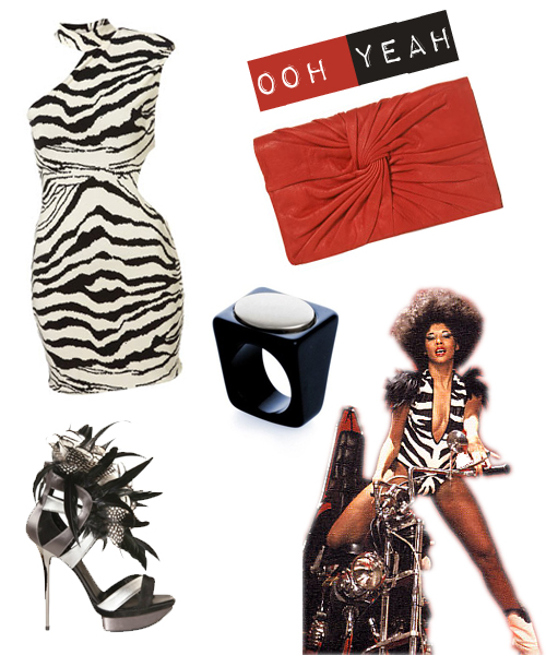 Fashion Rocks: Betty Davis's Style Revisited