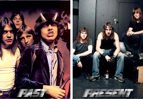 Flashback Friday: Ghost of Music's Past – AC/DC and Airbourne